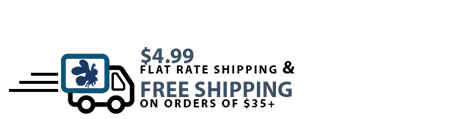 Free shipping on $35+