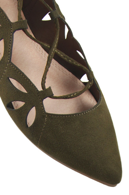 Style Covet - Olive
