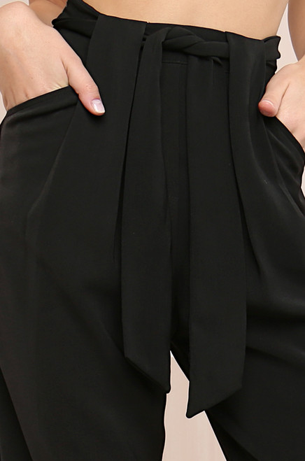 The Bizz Culottes - Black