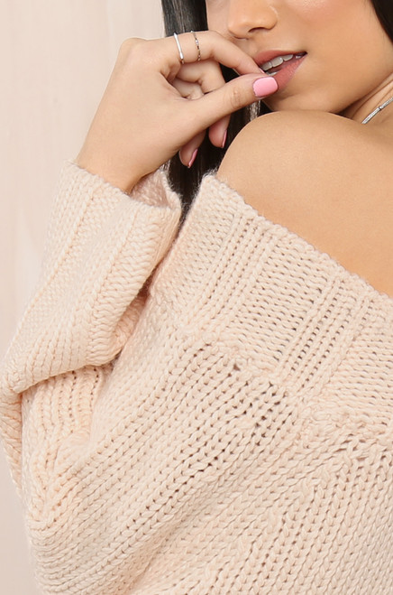 Hint Of Skin Knit - Nude