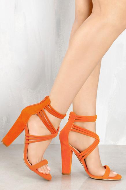 Cross Over - Orange