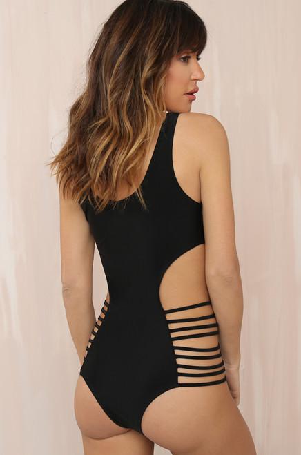 Hot Damn Swimsuit - Black