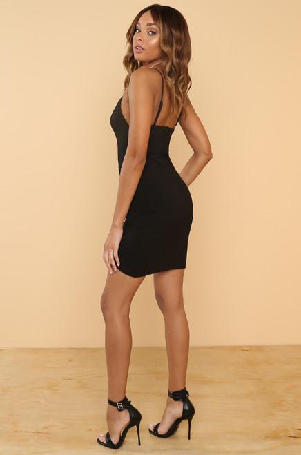 Heart Breaker Dress - Black