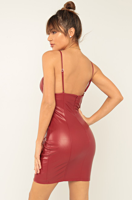Night of Fun Dress - Red
