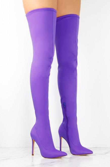 Flossy - Purple