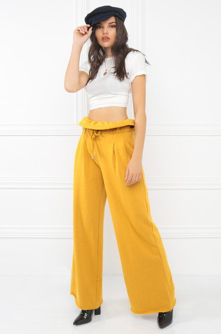 Style Hunter Trousers - Canary