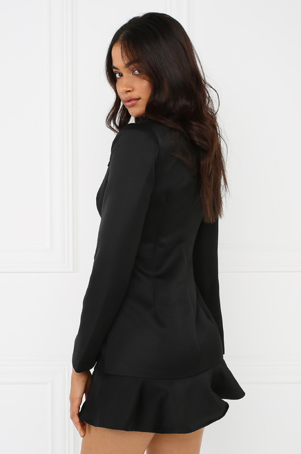 Anything But Business Dress - Black