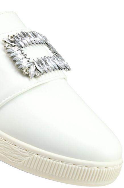 Walk On - White