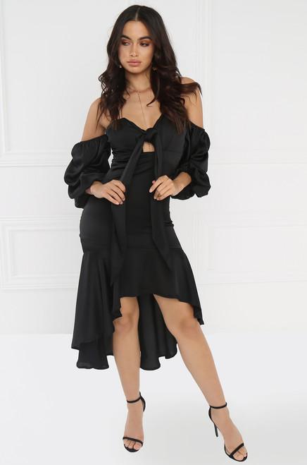 Speechless Dress - Black