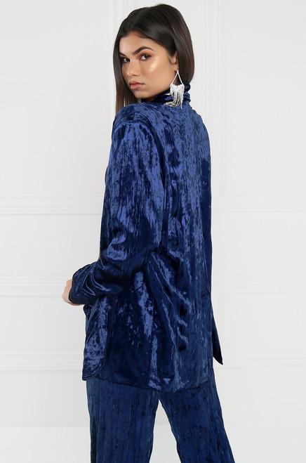Elitist Jacket - Blue