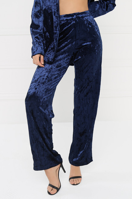 Elitist Trousers - Blue