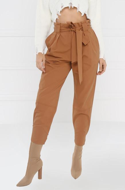 Good Karma Pants - Rust