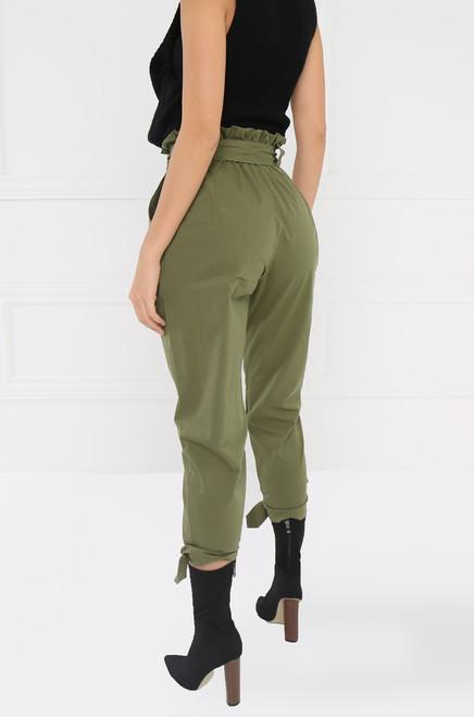 Good Karma Pants - Olive