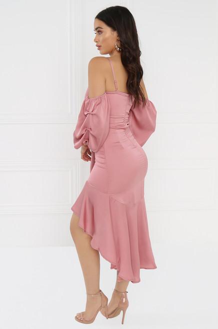 Speechless Dress - Pink