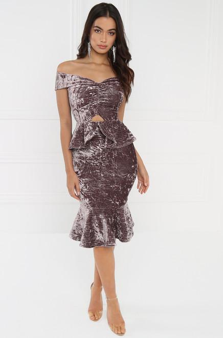 Winslet Dress - Mocha
