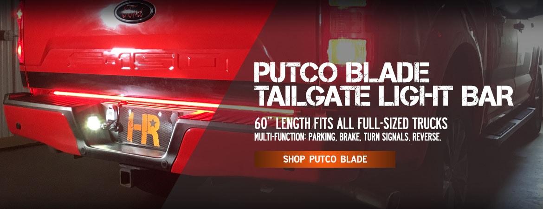Putco Blade Light Bars