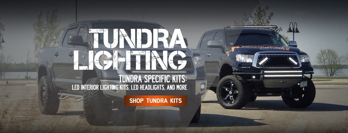 Tundra LED and HID Lighting