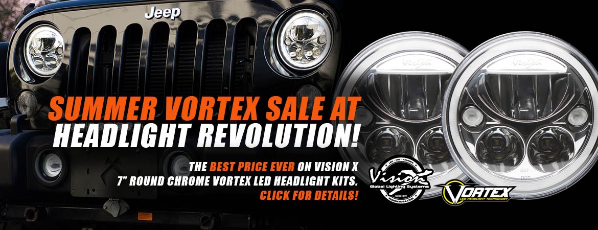LED Headlight Sale