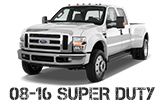 08-16 Ford Super Duty Upgrades