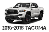 16-18 Tacoma Upgrades