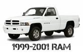 1999-2001 RAM Upgrades