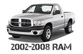 2002-2008 RAM Upgrades