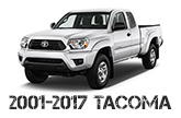 2017 Tacoma upgrades