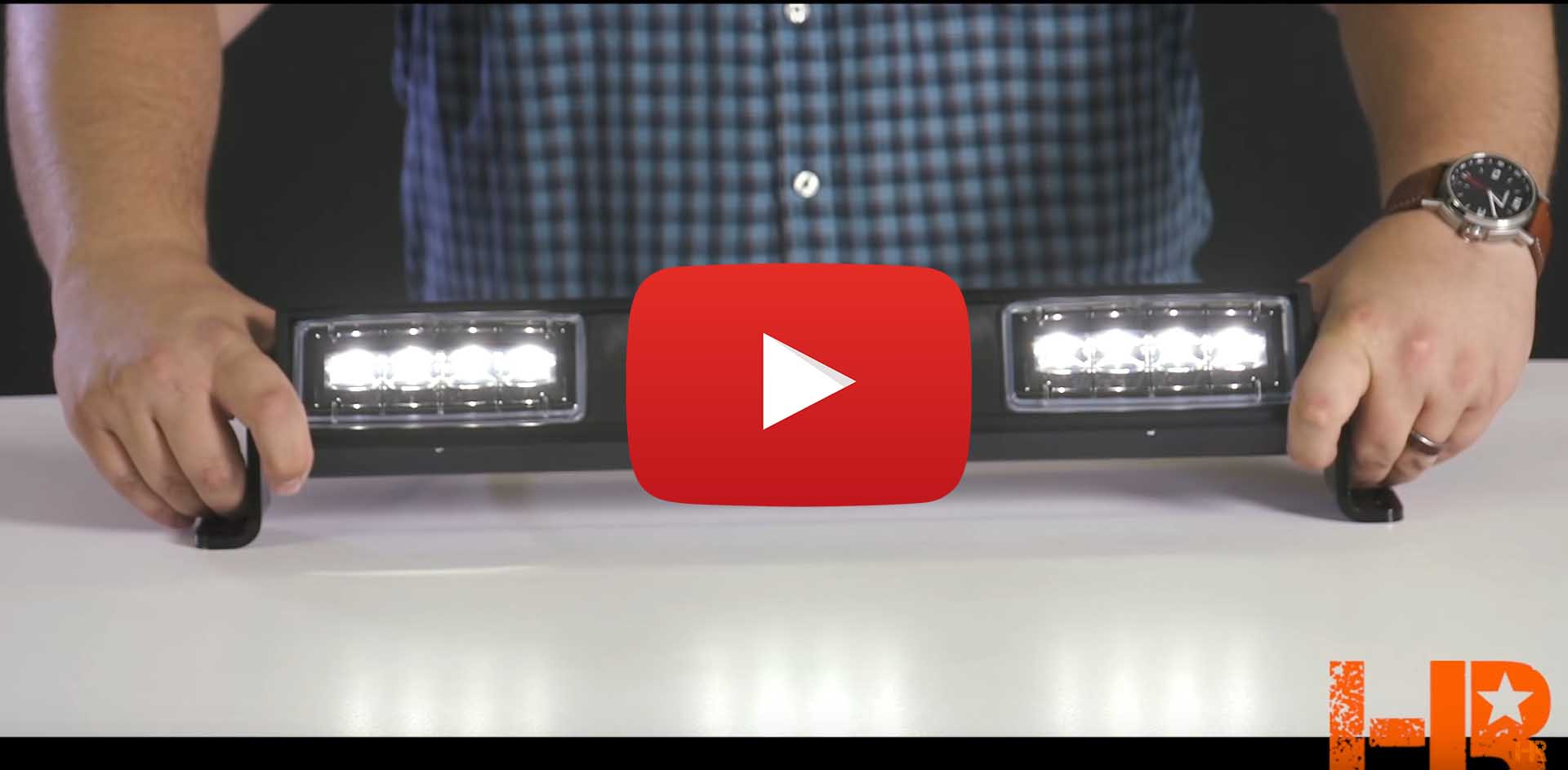 JW Speaker LED Light Bars