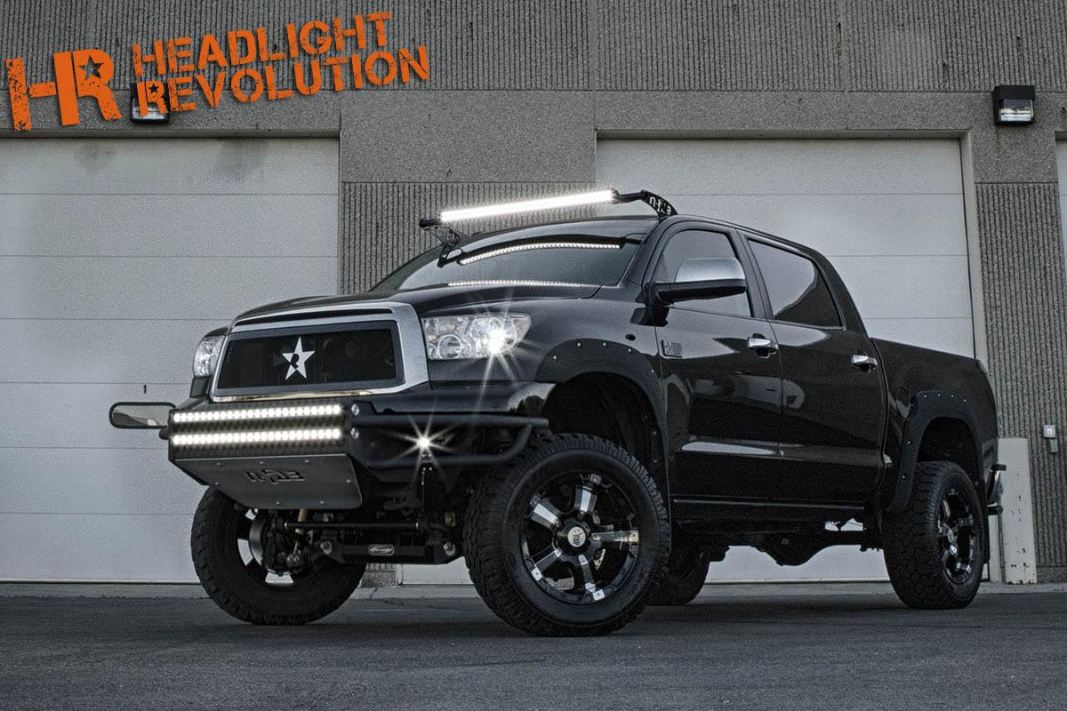 Headlight Revolution 99,000 Lumen Toyota Tundra