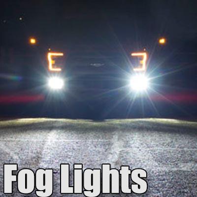 Fog Light Upgrades