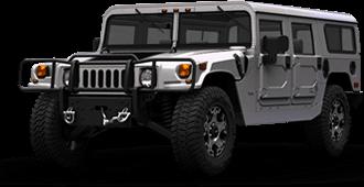 Hummer H1 Lighting Upgrades