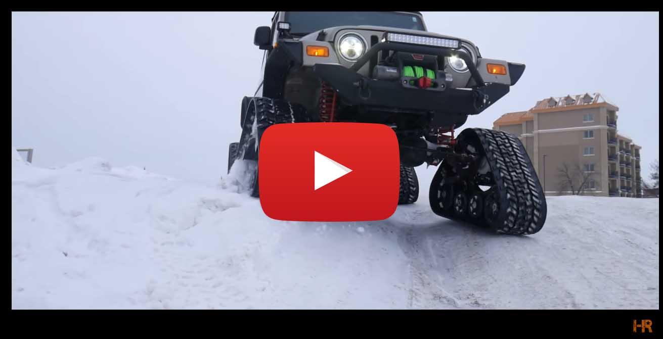 The best Jeep TJ Lighting Upgrades