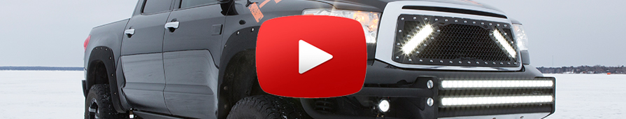 LED Light Bar Videos