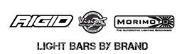Shop LED Light Bars by Brand