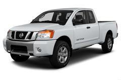 2014 Nissan Titan Lighting Upgrades