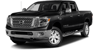 2017 Nissan Titan Lighting Upgrades