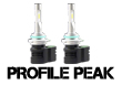 Profile Peak LED Headlight Bulbs