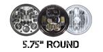 5.75 Sealed Beam Headlight Options