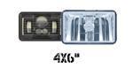 4x6 Sealed Beam Headlight Options