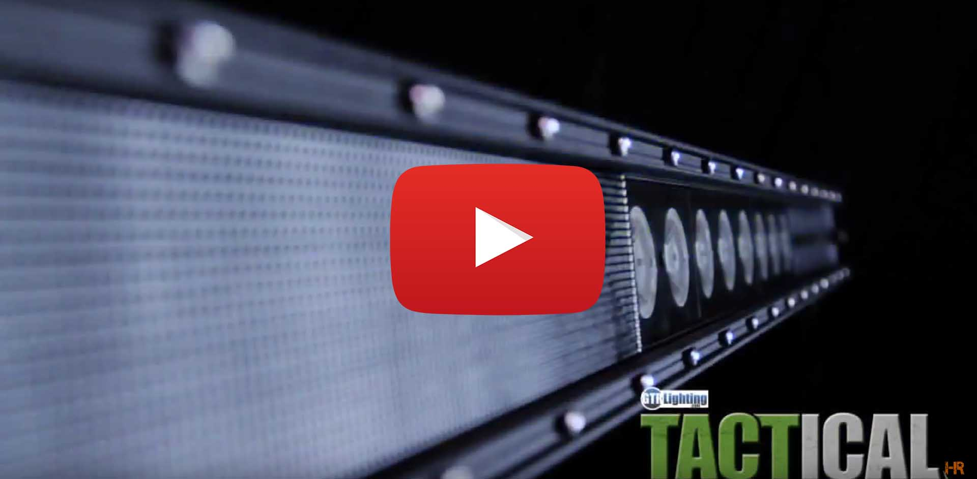 GTR Lighting LED Light Bar