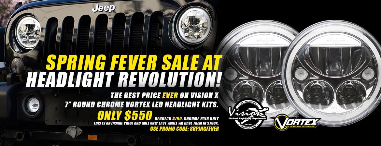 Vision X Vortex Sale