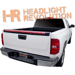Anzo Chevy Silverado and GMC Sierra 1999-2006 Tailgate LED Spoiler - 5 Function