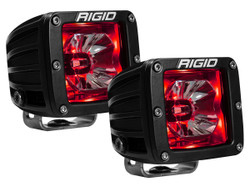 Rigid Industries Radiance Pod Red Backlight