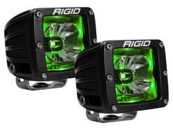Rigid Industries Radiance Pod Green Backlight