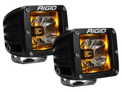 Rigid Industries Radiance Pod Amber Backlight