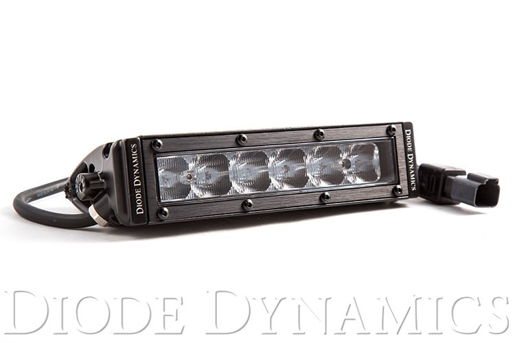 Diode dynamics ss6 stage series 6 led light bar driving pattern diode dynamics aloadofball Gallery