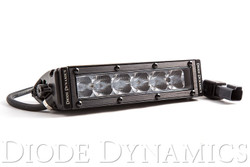 "Diode Dynamics SS6 Stage Series 6"" LED Light Bar Driving Pattern"