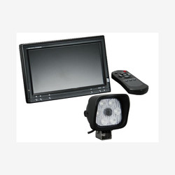 Vision X VIDEO EXTREME LIGHT AND MONITOR KIT 60 DEGREE BEAM 72 DEGREE CAMERA VISIBLE LIGHT