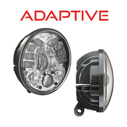 "JW Speaker Model 8691 Adaptive 5.75"" With Pedestal - Chrome"