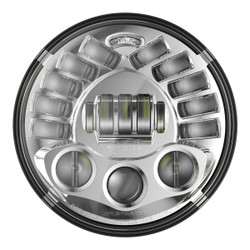 "JW Speaker Model 8791 Non-adaptive 7"" With Pedestal - Chrome"